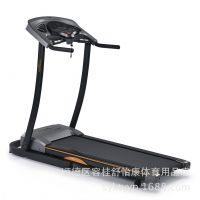 中山卖乔山T21新品家用电动折叠跑步机 小型跑步机健身器材