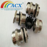 acx厂家不锈钢304防水密封电缆接头M8*1.25现货齐全