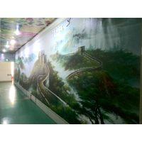 重庆玻璃冰画机械印花机厂家品牌玻璃UV机优惠大放送