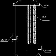 袋式过滤器安装技术说明,移动式袋式过滤器