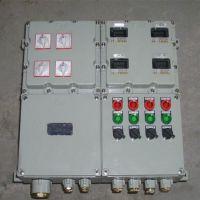 供应防爆配电箱 电源箱 控制箱 定做配电箱 厂家直销 加一防爆