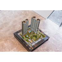 品筑艺术精品华润湾悦府1:100亚洲规模公司专业沙盘建筑户型模型