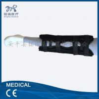 可调膝关节固定带 严重型韧带损伤 腿部术后康复固定调节带正品 铭瑞