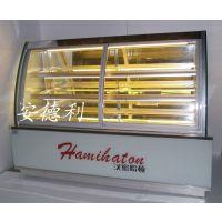 生日蛋糕保鲜柜 定做面包展示柜 大理石蛋糕柜 蛋糕柜厂家 烘焙设备面包房设备三明治展示柜