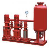 ZW(L)-I-X-10消防增压稳压给水设备,自动供水机组 一用一备 质保两年