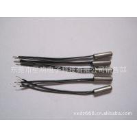 供应热敏电阻/NTC/头部带壳体负温度温度传感器/阻值2KΩ±1%-3435