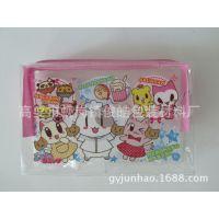 广东厂家 电压PVC袋 透明PVC印花袋 沙滩袋 塑料包装袋 购物袋