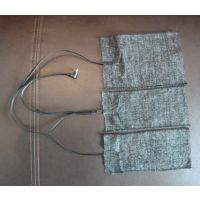 电热衣服三件套碳纤维发热片