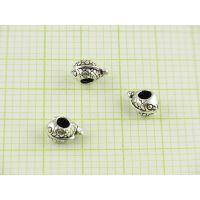 DIY玛瑙泰银配件加工生产批发 珠宝首饰来图来样加工定制工厂