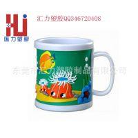海洋动物可爱儿童PVC马克杯批发 工厂定做软胶马克杯