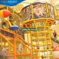 广州牧童新款儿童乐园 幼儿城堡 商场室内儿童城堡 淘气堡加盟厂家 pvc