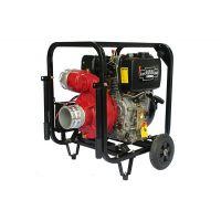 柴油驱动4寸高压水泵