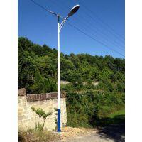 湖北鄂州农村路灯照明建设 太阳能路灯厂家浩峰