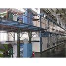 Gas Burner Textile Finishing Machinery , Drying Stenter Double Layer Heat Setting Machine