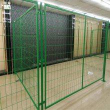 车间隔离围栏 仓库防护网 机器设备围网哪里有
