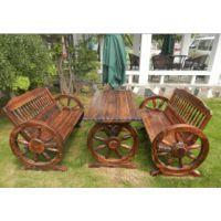 大连户外家具|户外休闲桌椅|藤编桌椅