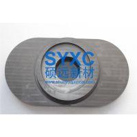 河北熔金高纯石墨坩埚 有色金属冶炼用石墨坩埚 8公斤熔金石墨坩埚 固定碳:99.996%