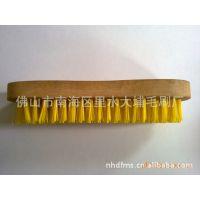 厂家提供优质耐用洗衣刷 防静电木洗衣刷定制