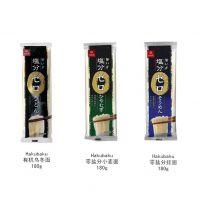 日本产Hakubaku黄金大地宝宝有机面条 不含盐 180g 三款可选