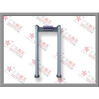 企业工厂金属探测门/豪华型液晶安检门
