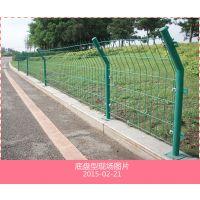 安平大乐丝网厂家直销双边铁丝护栏网铁路公路护栏厂房库房学校圈地围栏网隔离网