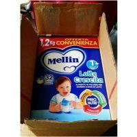 意大利美林奶粉空运香港中转包税清关