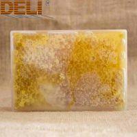 野生蜂巢蜜纯天然盒装蜂蜜自然封盖500g蜂巢蜜