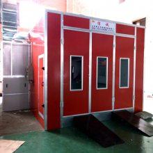 定做绿源牌汽车烤漆房 门面房里装汽车烤漆房 尺寸大小可根据厂家设计制造