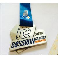 东莞企业员工奖牌制作高档合金体育奖牌设计订做