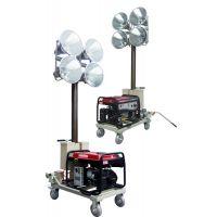 球形移动照明灯车、应急用移动照明灯车、全方位升降工作灯
