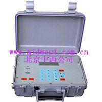 中西时差便携式超声波流量计 型号:BY36//BYLSN-1-B库号:M357290