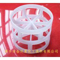 供应PP鲍尔环加工 变换气脱硫塔聚丙烯鲍尔环填料 规格齐全