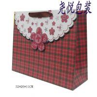 厂家供应精致美观手提纸袋 纸手提袋 承接定做 大量批发