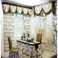 窗帘设计效果图 上海窗帘设计公司 酒店窗帘设计方案 文宗缘