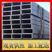 上海现货 Q235B 热镀锌方管 热镀锌矩形管 铁方通 厚薄壁 30*30
