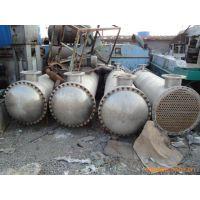 供应二手螺旋板换热器,双效蒸发器