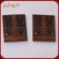 江苏木雕挂件 雕刻木质工艺品 木头手工雕刻