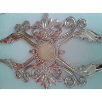 晶钻塑料装饰花