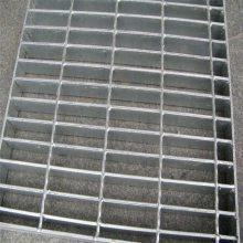 旺来排水沟格栅板 洗车店格栅板 楼梯踏步板厂家