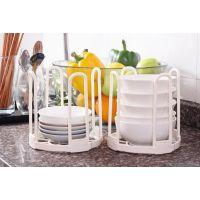 达盛H-634 厨房碗碟储物架/沥水工具/塑料沥水架