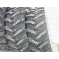 厂家直销泰山拖拉机人字胎13.6-24 16.9-34 18.4-30 18.4-38轮胎