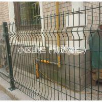 鄂州哪里有卖小区围栏?小区后院打围用篱笆铁丝网栅栏多少钱一米