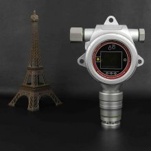 壁挂式安装氟泄漏报警器_TD500S-R407a制冷剂泄漏监测仪器声光报警