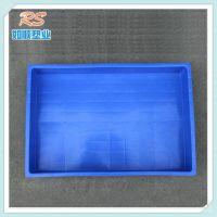 供应厂家生产 RS-550塑料胶框周转箱 塑料周转浅箱