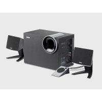 Edifier/漫步者R201T北美版电脑音响 多媒体木制音箱2.1低音炮