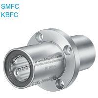 NB加长版树脂保持架中间圆法兰型不锈钢直线轴承SMSFC30GUU系列