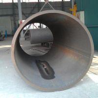 定做厚壁直缝焊管 大口径直缝焊管埋弧工艺焊接