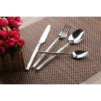 供应西餐刀叉牛排刀叉订制不锈钢刀叉勺餐具套装
