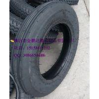 拖拉机前轮农用导向轮胎5.00-16双沟花纹500-16 厂家直销