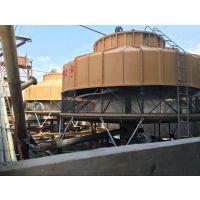 供应郑州菱宇500吨圆形逆流式冷却塔